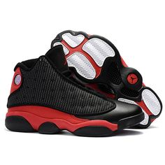 sale retailer 52622 3cf02 Jordan Air Retro 13 XIII Men bred grey toe He Got Game Basketball shoes  High-