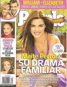 Thalia - People en Español Magazine(Marz2015)_2 #Thalia #People ...