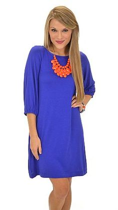 "Our ""Basic Boatneck Tunics"" will never disappoint!  $36 at shopbluedoor.com!"