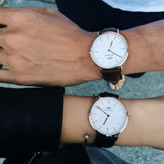 """simplistic-serendipity: """"cheap, up-to-date online fashion boutique """" Daniel Wellington Watch, Couple Watch, Stylish Watches, Cute Girl Outfits, Simple Pleasures, Diamond Are A Girls Best Friend, Pandora Jewelry, Spice Things Up, Accessories"""