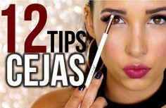 12 trucos para arreglar tus cejas #cejas #maquillaje #trucos #arreglar