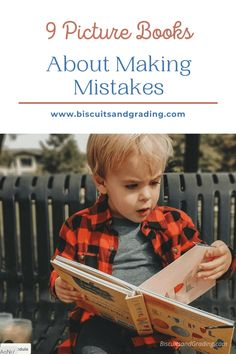 Making mistakes is a learning process for kids – whether they're toddlers, young children or teenagers, it's hard. Learning to say I'm sorry, learning to see the beauty in their mistakes, etc are hard lessons. Here are 9 picture books about making mistakes that help open those conversations with our children. #childrensbooks #bookstoteach #bookswelove Toddler Books, Childrens Books, Shy People Problems, The Bear Family, Learning Process, Making Mistakes, Picture Books, Young Children, Mom Blogs
