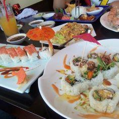 Kami sushi, Okinawa, Japan. :)