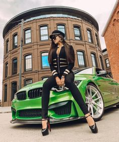 Our goal is to keep old friends, ex-classmates, neighbors and colleagues in touch. Bmw Girl, Car Girls, Car Photos, Photo Wall, Album, Sweet Sweet, High Heels, Beauty, Sport Cars