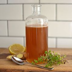 My most recent addition to our natural remedies arsenal is homemade cough syrup -- made with one of my favorite kitchen gadgets, the Instant Pot!