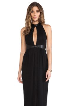 bless'ed are the meek Points Maxi in Black from REVOLVEclothing