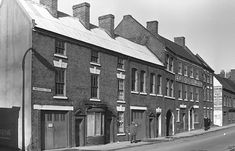 Lower Rushall Street. Walsall, Birches, West Midlands, The Good Old Days, Genealogy, Roots, The Past, England, History