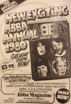 ABBA Fans Blog: 1980 Abba Annual Offer #Abba #Agnetha #Frida http://abbafansblog.blogspot.co.uk/2015/07/1980-abba-annual-offer.html