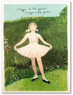 Cards by Illustrator Maira Kalman
