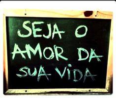 Ame você. Consequentemente conseguirá amar alguém. ♡♡ Ama a teu próximo, como a ti mesmo. > Já diz o mandamento. ;)