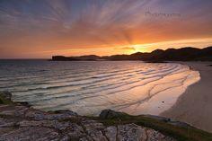 Oldshoremore Sunset. Sutherland. Scotland.