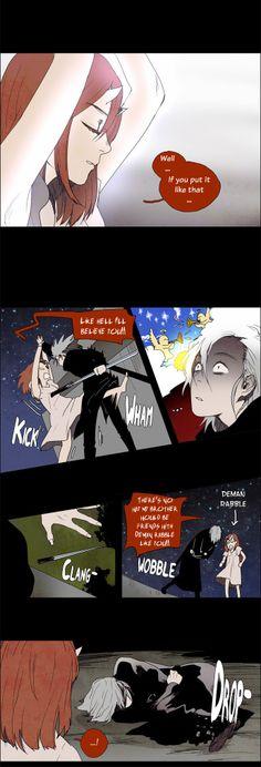 LESSA - The Crimson Knight - vol 1 ch 6 | Batoto!