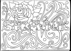 Items similar to Art Therapy An Adult Swear Word Coloring Book on Etsy Swear Word Coloring Book, Quote Coloring Pages, Printable Adult Coloring Pages, Animal Coloring Pages, Coloring Books, Mandala Coloring, Art Therapy, Paper Wreaths, Recycled Books