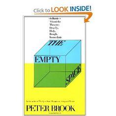 Empty Space Peter Brook