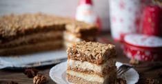 Orzechowiec Tiramisu, Cake, Ethnic Recipes, Pie Cake, Cakes, Tiramisu Cake, Cookies, Cheeseburger Paradise Pie, Pastries