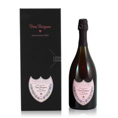 Dom Pérignon Rosé Vintage 2003 0,75L (12,5% Vol.) avec étui cadeau - Dom Pérignon - Champagne