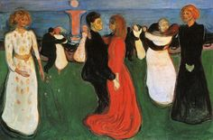 Edvard Munch - The Dance of Life, 1899
