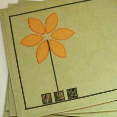 placemats, simples e elegante!