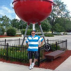 BIG Weber Grill