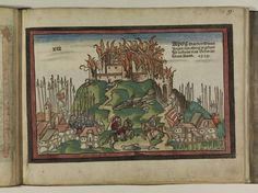 Artist: Unknown, Title: Bamberger Burgenbuch, Date: 1527, Page: 29