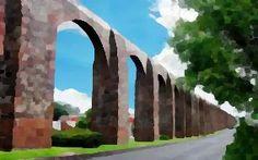 Los Arcos de Querétaro, Qro, México.