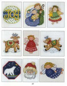 Decoração para o Pinheiro de Natal - Motivos Natalícios