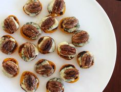 Food Lust People Love: Apricot Blue Cheese Bites