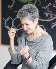 14th Best Short Pixie Hair for women over 60