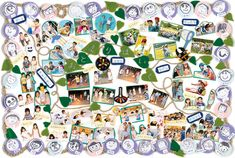 受賞アルバムデザインの画像 Graduation Album, Scrap, Photo Wall, Layout, Cool Stuff, Birthday, Frame, Photography, Design