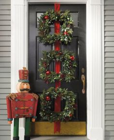 Tis' the season to deck your door!