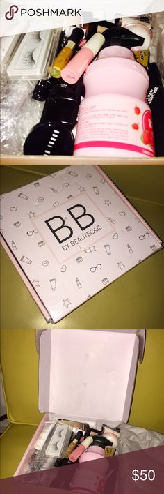 K-Beauty, High-end beauty bundle READY TO SHIP: A mix of brand new in packaging, and lightly swatched products from Tony Moly, Bobbi Brown, Nature Inside, NYX, Etude House, Coola, Pur Elise, Color Pop, Urban Decay, samples from NARS, Dior, The Balm and more! Multiples Makeup