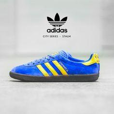 """adidas Originals Stockholm OG """"City Series"""""""