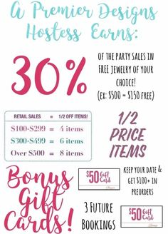 Contact me to Host a Jewelry Show!