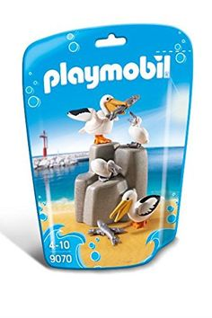 From 4.12:Playmobil 9070 Pelican Family