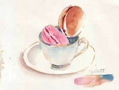 paris breakfasts: L comme Livret Explicatif