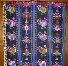 corte from Zunil, Guatemala - www.ixcheltextiles.com