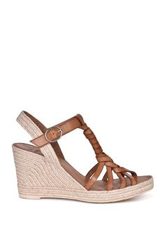 Husk Island Wedge – Husk Australia Project 333, Tan Wedges, Jute, Espadrilles, Australia, Island, Heels, Leather, Women