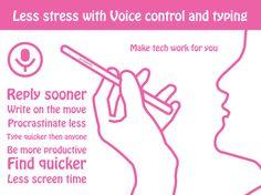 How voice control reduces your stress and procrastination – EDUWELLS