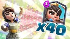 Clash Royale / Princesse WORLD RECORD x40 EPIC http://ift.tt/1STR6PC  Clash Royale / Princesse WORLD RECORD x40 EPIC http://ift.tt/1STR6PC Bonjour à tous.Bienvenue dans cette nouvelle vidéo. Aujourdhui on se retrouve pour:- Un Record du monde incroyableHésitez pas à commenter liker partager ! Merci