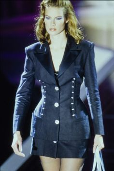 1cc8088d404 Versace Spring 1995 Ready-to-Wear Collection Photos - Vogue Versace Brand
