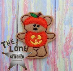Teddy Pumpkin: The Lone Stitcher