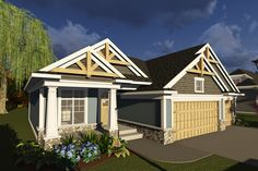 House Plan 70-1244