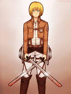Lineart Attack on Titan (Shingeki no Kyojn)