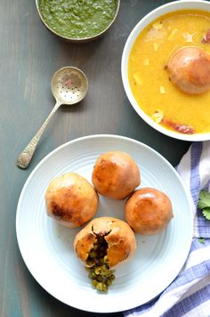 Rajasthani Masala baati recipe – The Veggie Indian