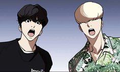 Lookism Webtoon, Seohyun, Manhwa, Boy Bands, Supernatural, Sketch, Fandoms, Cartoon, Quotes