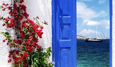 Are you still having trouble choosing the best island for your holidays? Here is the list with the best destinations in the Aegean Sea. Greece Travel, Amazing Destinations, Mykonos, Tall Cabinet Storage, Sea, Places, Islands, Traveling, Holidays