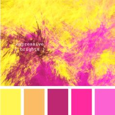 Energizing color!