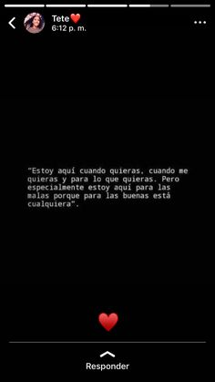Tumblr Stories, Quotes En Espanol, Cute Love Quotes, Sad Love, Deep Words, Queen Quotes, Love Messages, Spanish Quotes, Love Letters