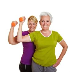 Exercise For Women Over 50 | Getting in Shape at Home