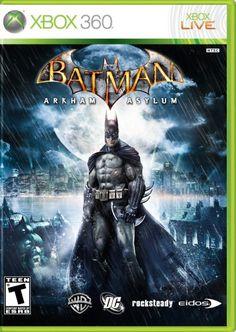 Warner Bros-Batman: Arkham Asylum @ niftywarehouse.com #NiftyWarehouse #Batman #DC #Comics #ComicBooks